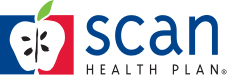 Logo for SCAN Health Plan
