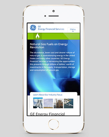 View our case study for GE
